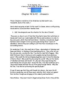 Genesis 42 and 43 answers_Page_1