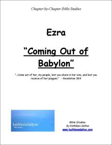 Click here to view or download Ezra Bible study