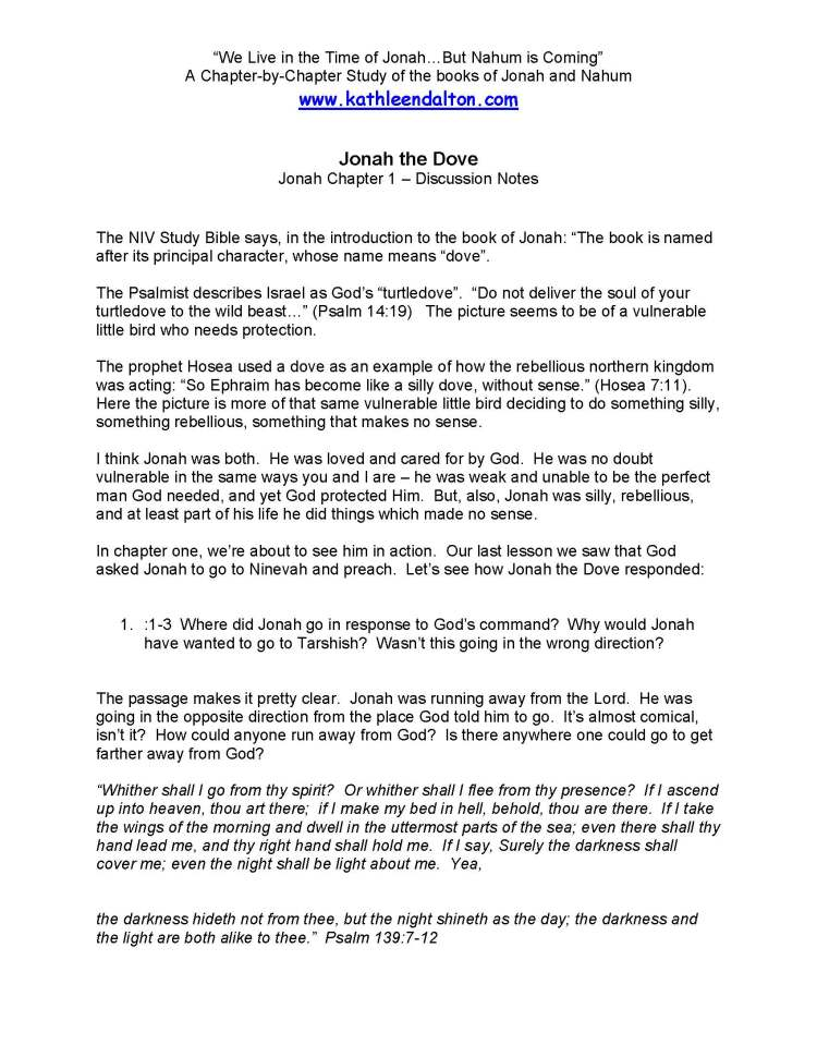 Jonah Chapter 1 Discussion Notes_Page_1