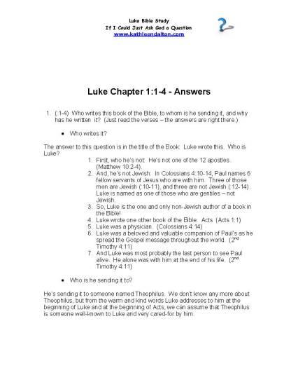 Luke Chapter 1 1-4 answers_Page_1