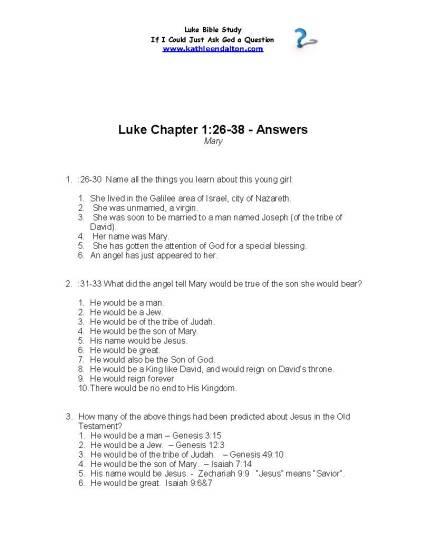 Luke Chapter 1 26-38 answers_Page_1