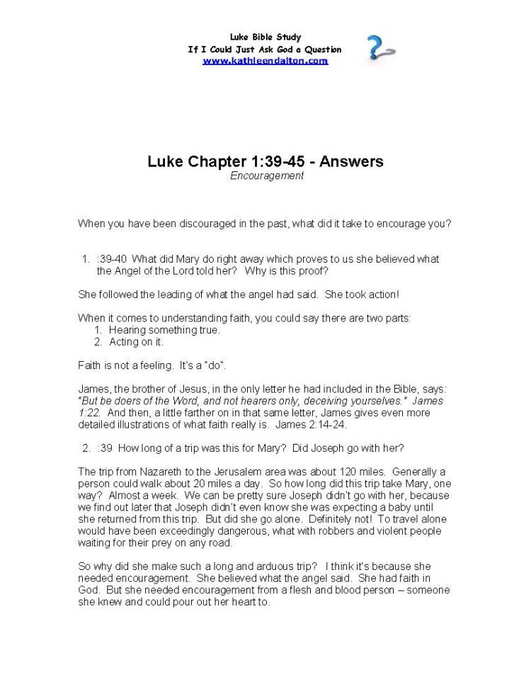 Luke Chapter 1 39-45 answers_Page_1
