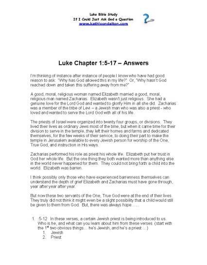 Luke Chapter 1 5-17 answers_Page_1