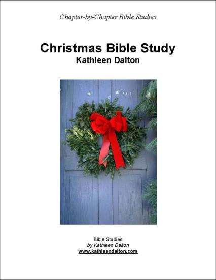 10 lesson christmas bible study for free download
