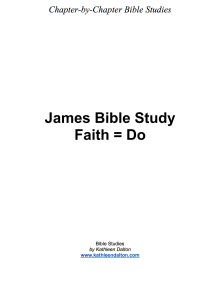 James Bible Study redo pic