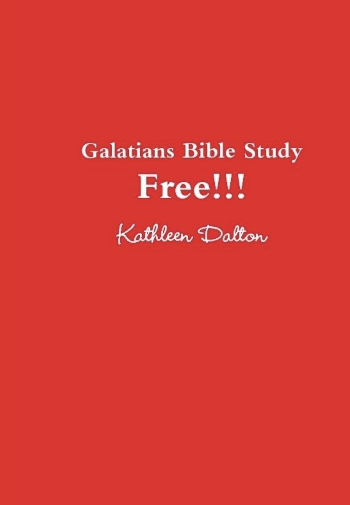 Galatians icon